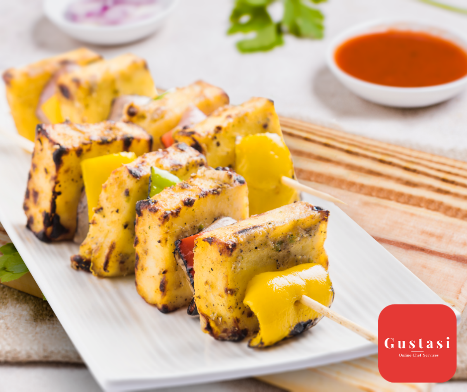 Quick Byte From Shreshta :: Gustasi Chef