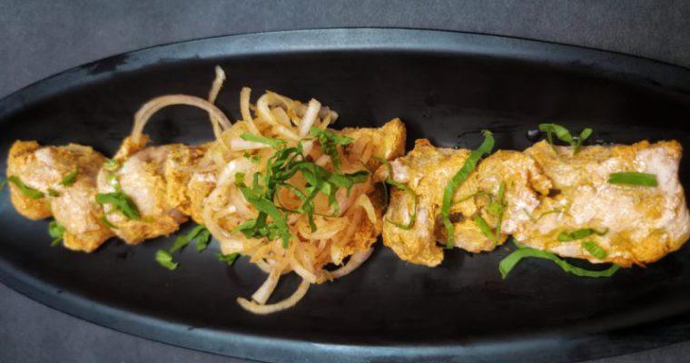 Jamnapaar Desi Chicken Tikka – By Chef Paras Kapoor