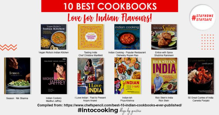 BEST INDIAN COOKBOOKS