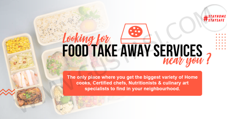 FOOD TAKE-AWAYS CLOSER TO HOME | ONLY FROM GUSTASI