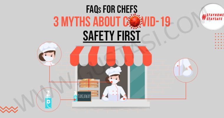 Gustasi FAQs for Chefs