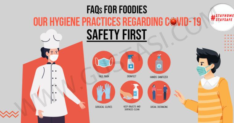Gustasi FAQs for Foodies