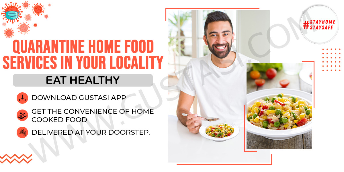 QUARANTINE HOME FOOD SERVICES IN YOUR LOCALITY