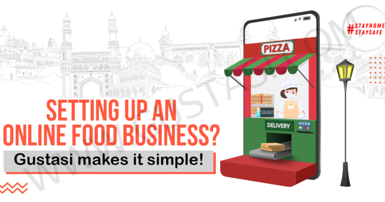 What makes an online food business beneficial for you?