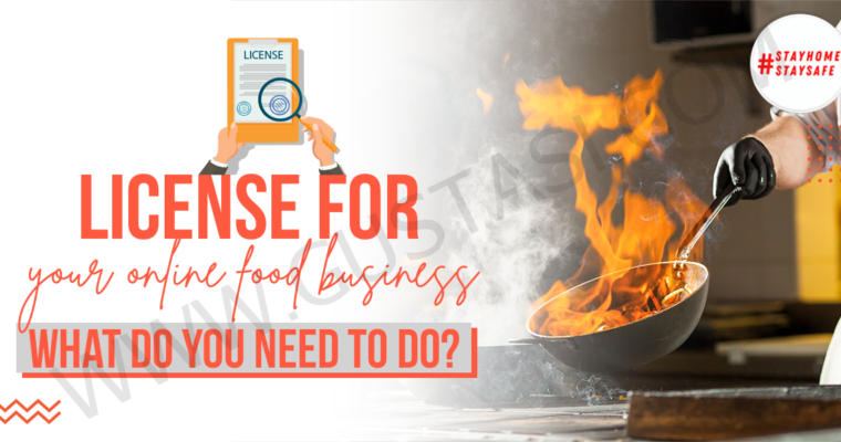 Do you need a food licence or a permit to own a cloud kitchen business