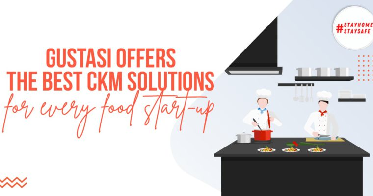 Discover the best CLOUD KITCHEN MANAGEMENT SYSTEM to your food start-up with Gustasi