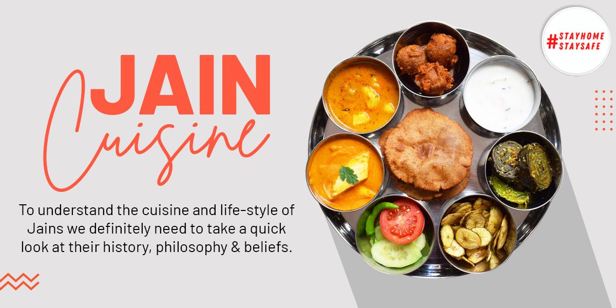 Jain cooking without onion & garlic